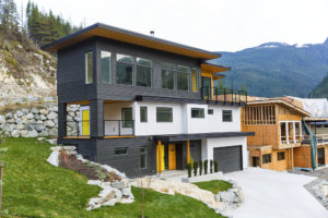 sea to sky residential land surveying squamish